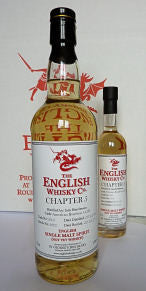 The English Whisky Company St George Chapter 6 whisky