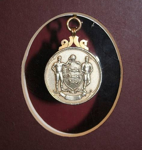 1967 FA Cup Winners' medal