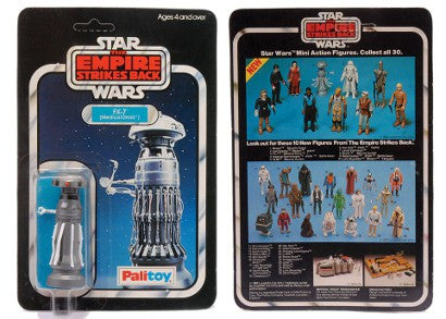 FX-7 Medical Droid Palitoy Star Wars