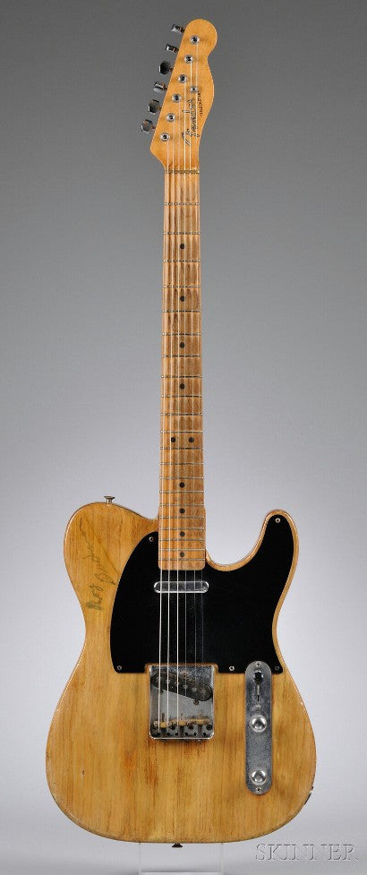 Roy Buchanan Fender Tele