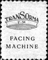 First tagged Transorma Stamp