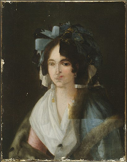Forged Goya Painting