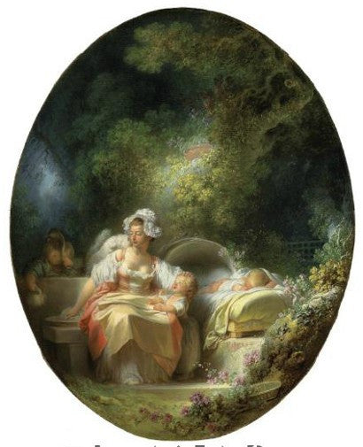 Fragonard Good Mother