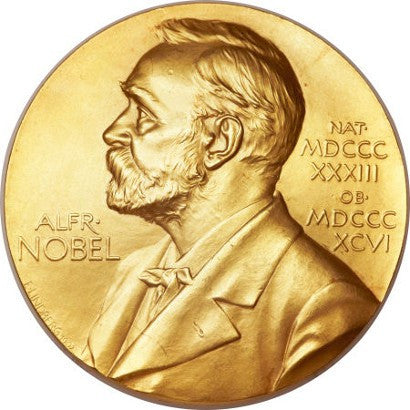 Francis Crick Nobel Prize auction