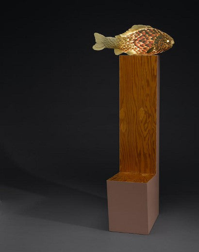 Frank Gehry fish Lamp