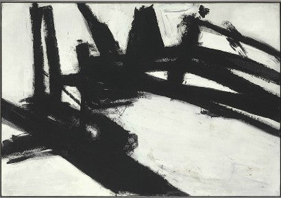 Franz Kline auction record Christie's