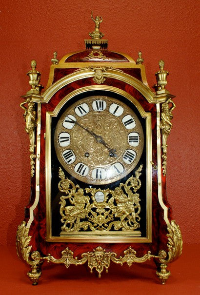 French ormalu clock