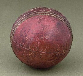 Gary Sobers's six sixes ball