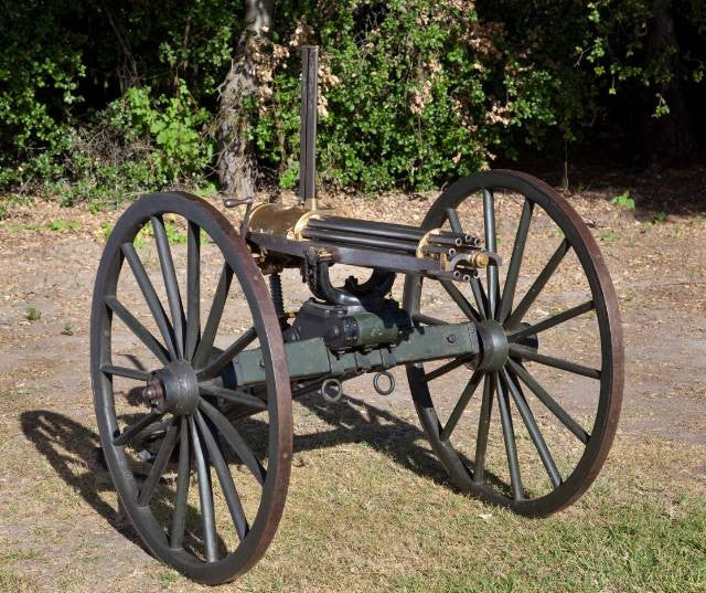 1876 Gatling Gun for sale