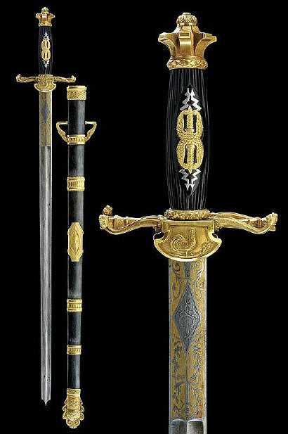 General's glaive or sword