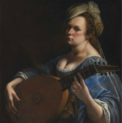 Artemisia Gentileschi self-portrait to lead Christie's Old ...