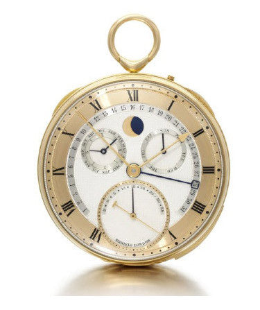 George Daniels Grand Complication watch