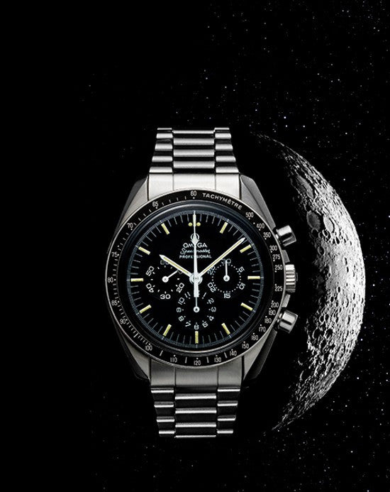 German Omega Speedmaster