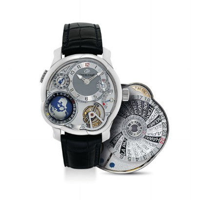 Greubel and Forsey watch