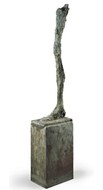 Giacometti La Jambe Christie's auction