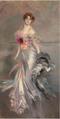 Giovanni Boldini's exquisite Portrait of Marthe Régnier