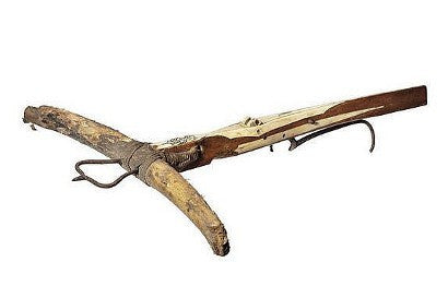 The supremely rare antique Gothic crossbow