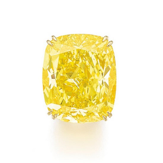 Graff Vivid Yellow diamond