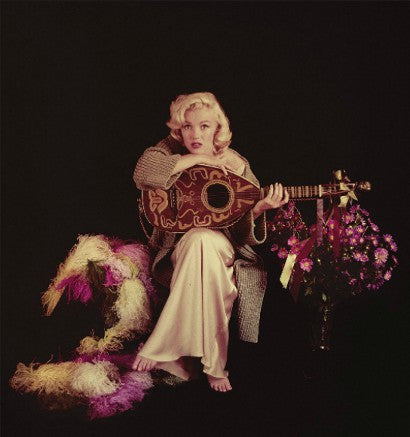 Mailyn Monroe Milton Greene