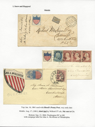 Groten Confederate cover