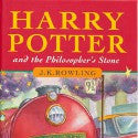 Harry Potter first edition JK Rowling