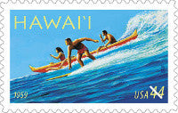 Hawaiian Stamp