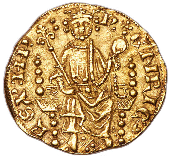 Henry III coin