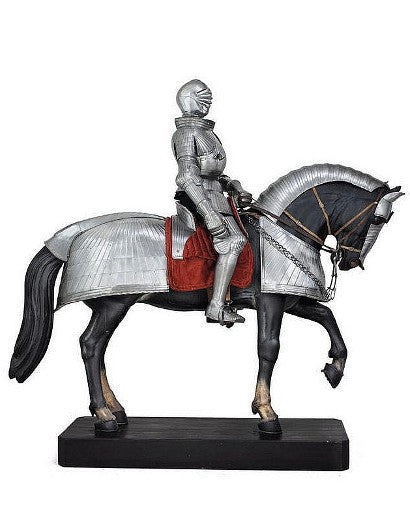Horse and rider armour