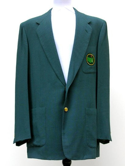 Horton Smith Masters green jacket