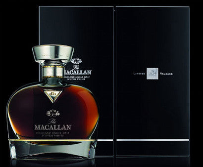 The Macallan 1824 Limited Release