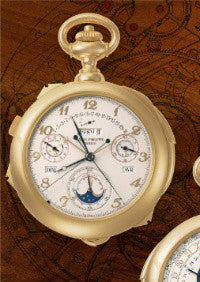 The Patek Philippe Caliber 89, sold for 5.1m Swiss Francs