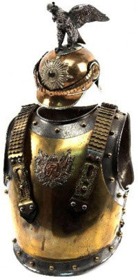 A Prussian Helmet and Cuirass ($16,950)