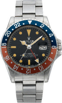 To the moon and back: Ron Evans's Rolex ($131k)