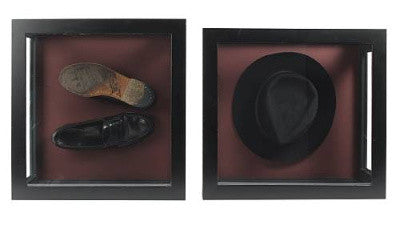 Michael Jackson's iconic fedora and loafers from 2001 (£10k-12k)