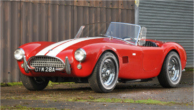 A 1963 AC Cobra 289 MkI Roadster, sold for £232.5k