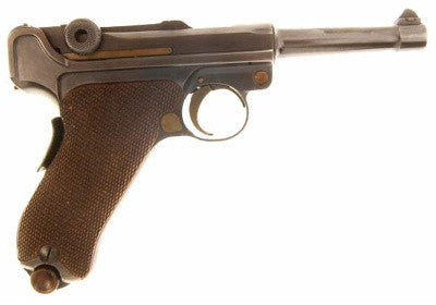 DWM Russian Model Luger pistol