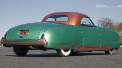 The 1941 Chrysler Thunderbolt Concept Car