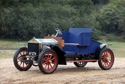 The 1906 Rolls-Royce Light 20hp Tourer