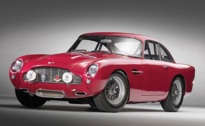 The Aston Martin 1963 DB4 GT Superleggera