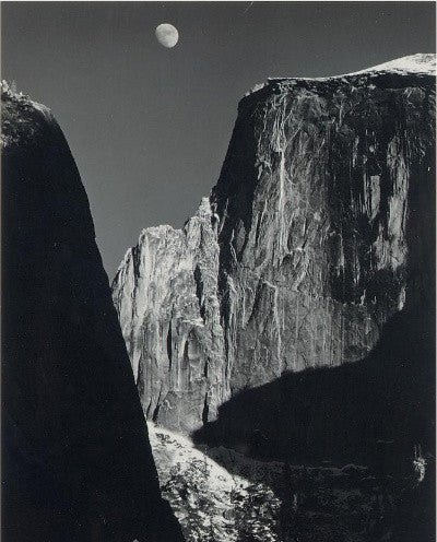 Ansel Adams's Photograph of Yosemite