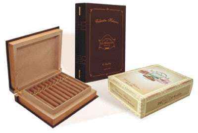The cigars are also a homage to the San Cristóbal de la Habana brand, created in 1999