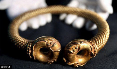 An Iron Age torc
