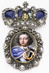 Peter the Great Award Miniature ($1.3m)