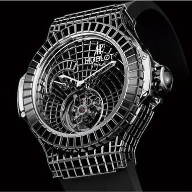 The Hublot Black Caviar Bang