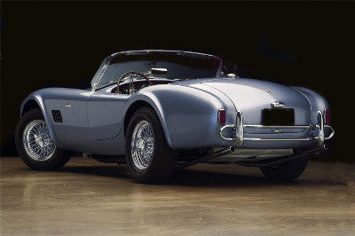 The 1965 Shelby Cobra Roadster ($40,000)