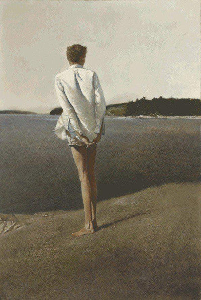 Andrew Wyeth's Above The Narrows, achieved $6,914,500