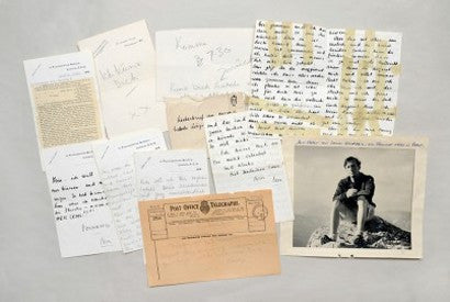 Ian Fleming love letters