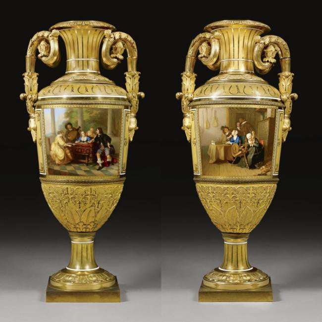 Russian Imperial Vases