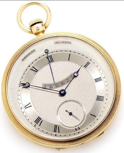 Breguet Pocket watch Paul Iribe