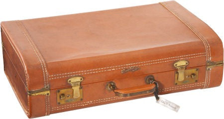 JFK John F Kennedy's briefcase
